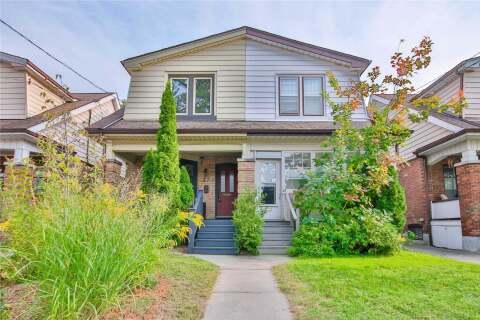 Townhouse for sale at 27 Glebeholme Blvd Toronto Ontario - MLS: E4932770
