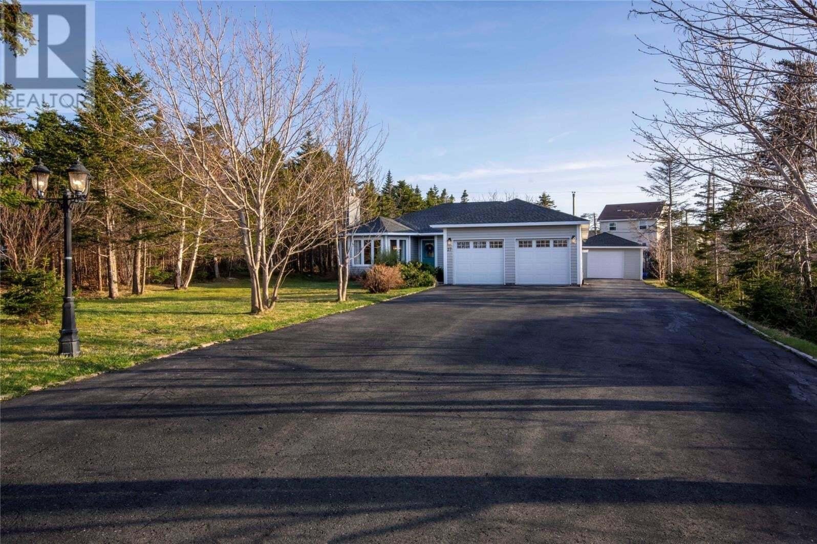 House for sale at 27 Glenderek Dr Paradise Newfoundland - MLS: 1217319