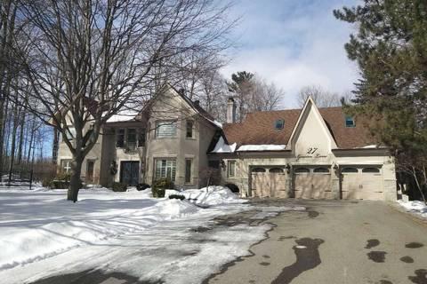 House for rent at 27 Gowan Ln Aurora Ontario - MLS: N4698836