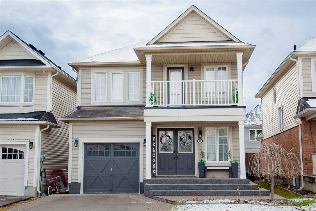 House for sale at 27 Gowland Dr Binbrook Ontario - MLS: H4069864