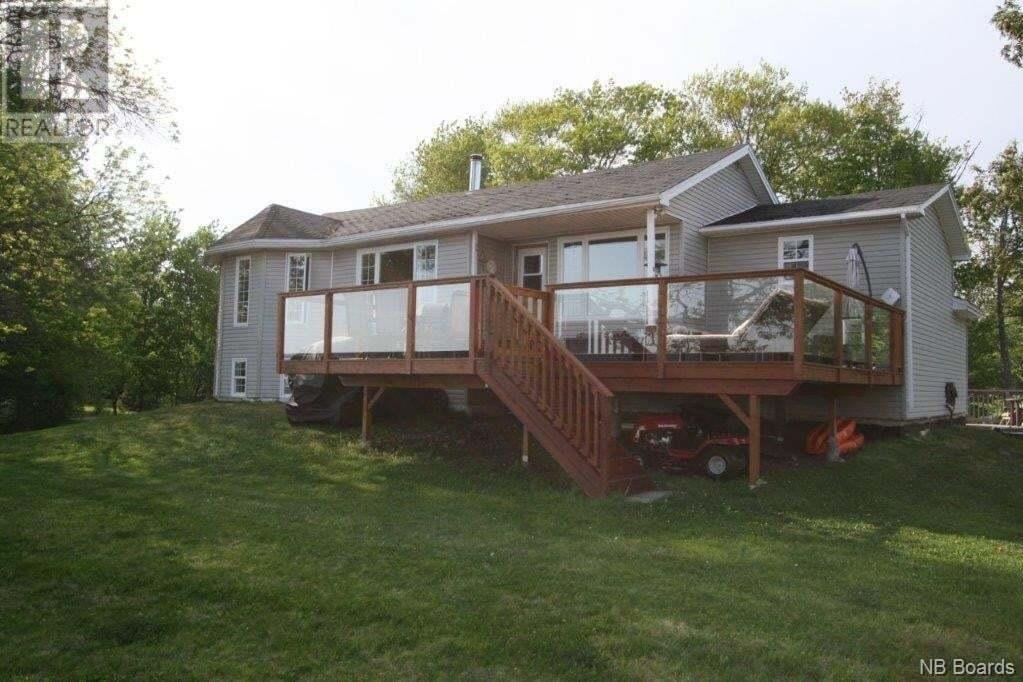 House for sale at 27 Grandview Ln Grand Lake New Brunswick - MLS: NB044364