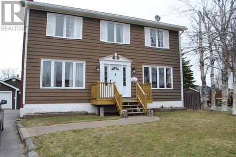 House for sale at 27 Griffin Pl Gander Newfoundland - MLS: 1196258