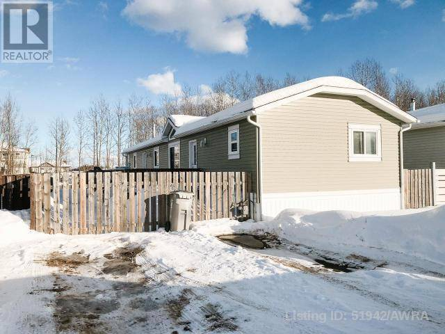House for sale at 27 Gunderson Dr Whitecourt Alberta - MLS: 51942