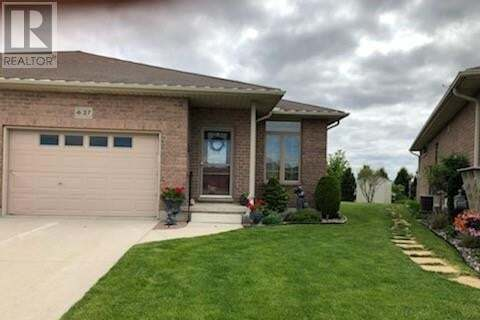 House for sale at 27 Hamlet Ct Chatham Ontario - MLS: 20005991