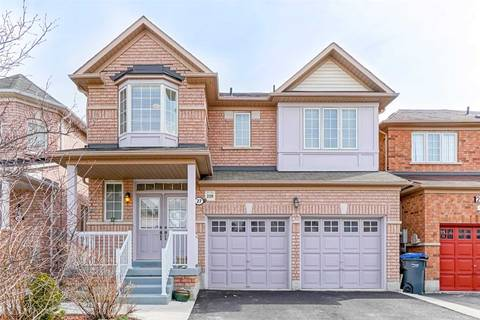House for sale at 27 Hardgate Cres Brampton Ontario - MLS: W4724498