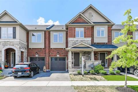Townhouse for sale at 27 Heaven Cres Milton Ontario - MLS: W4823324