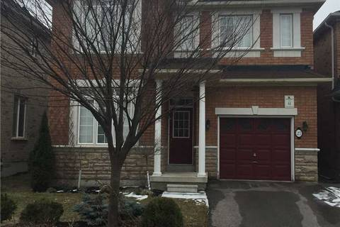 House for rent at 27 Hermitage Blvd Markham Ontario - MLS: N4665516