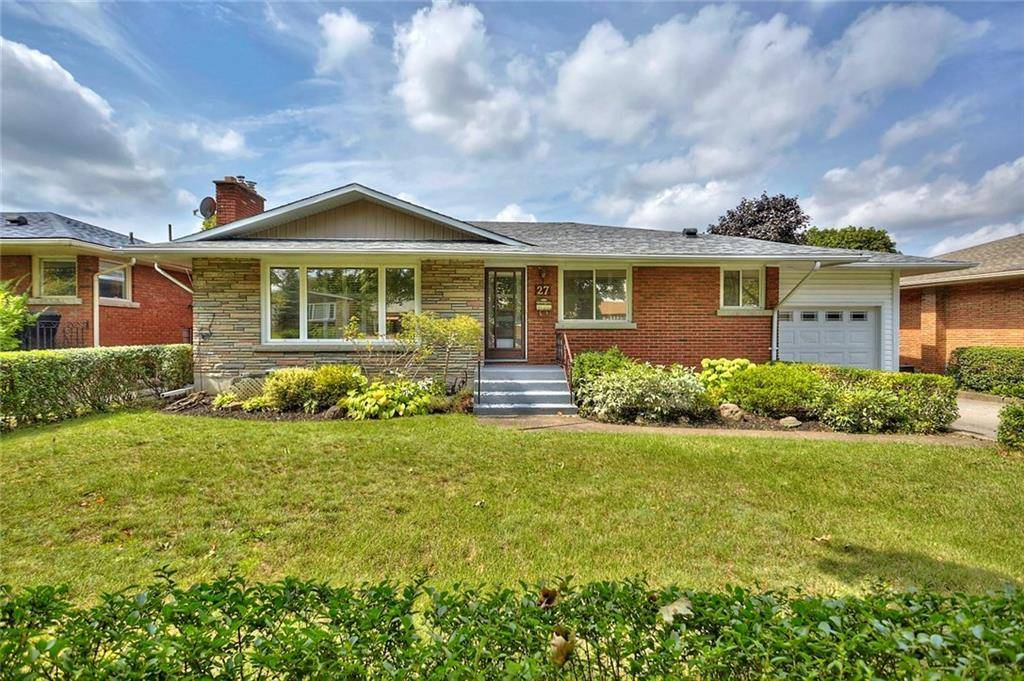 House for sale at 27 Hillgarden Rd St. Catharines Ontario - MLS: 30760225
