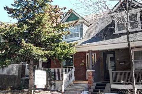 Townhouse for rent at 27 Howard Park Ave Toronto Ontario - MLS: W4428517