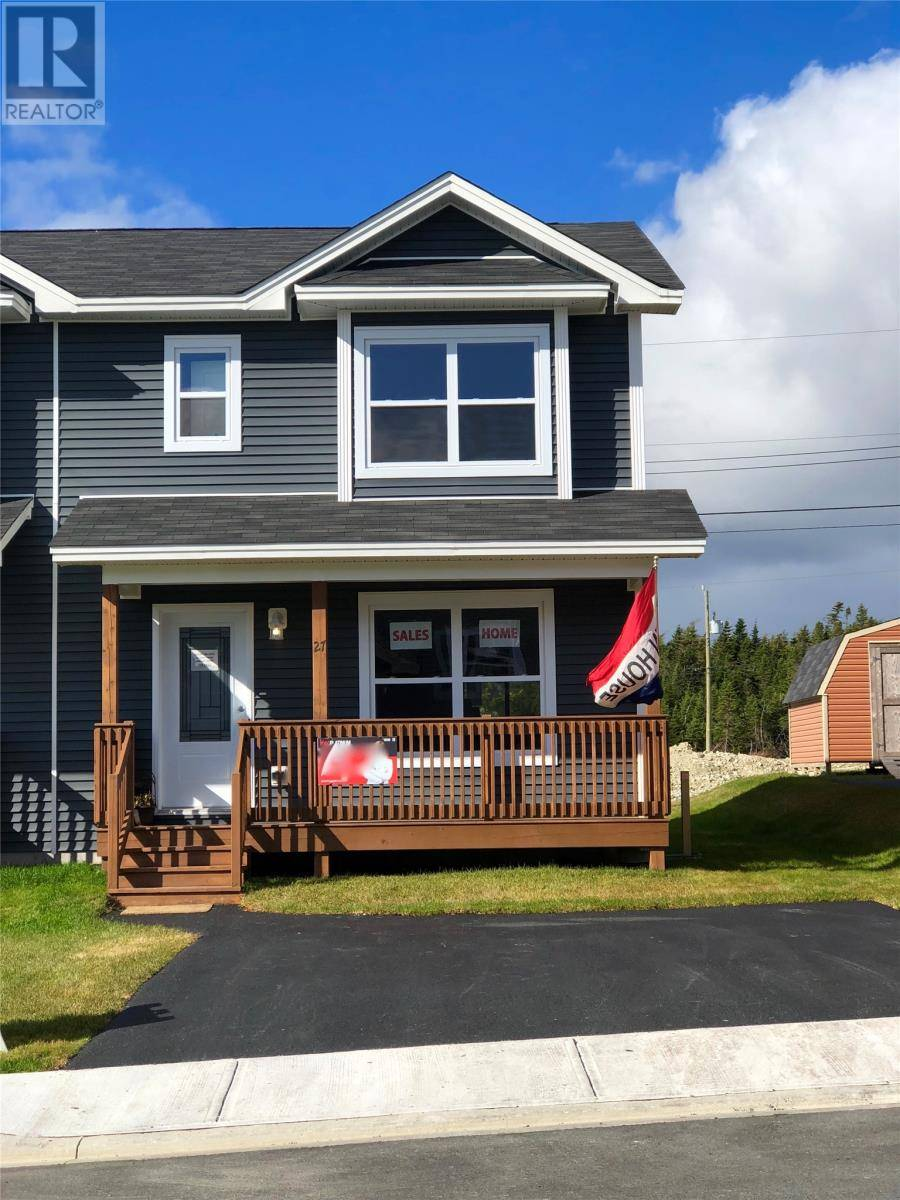 House for sale at 27 Hubbard Pl Mount Pearl Newfoundland - MLS: 1160297