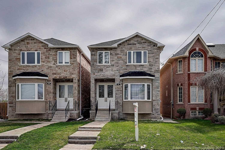 House for sale at 27 Huntington Ave Toronto Ontario - MLS: E4414078