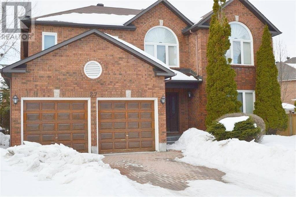 House for sale at 27 Hyde Park Wy Ottawa Ontario - MLS: 1185067