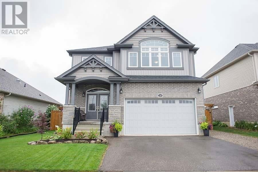 House for sale at 27 Irongate Dr Paris Ontario - MLS: 30826867