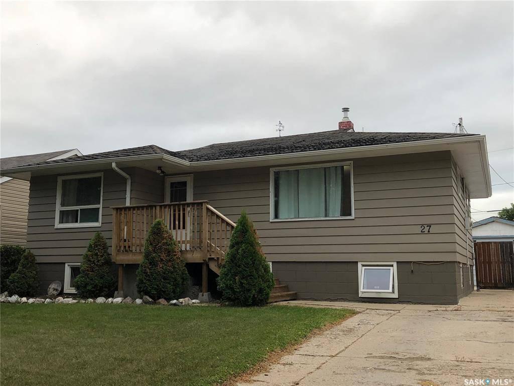 House for sale at 27 Irwin Ave Yorkton Saskatchewan - MLS: SK781989
