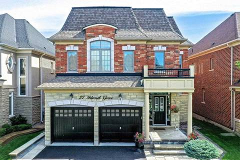 House for sale at 27 Island Grve Brampton Ontario - MLS: W4515909