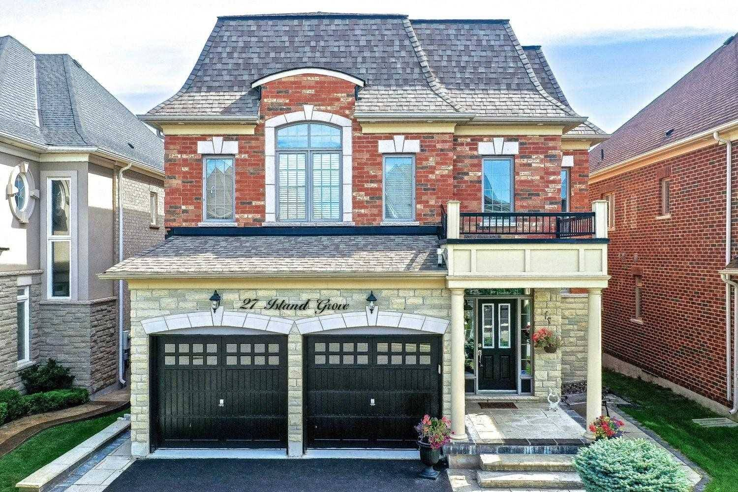 House for sale at 27 Island Grve Brampton Ontario - MLS: W4549967