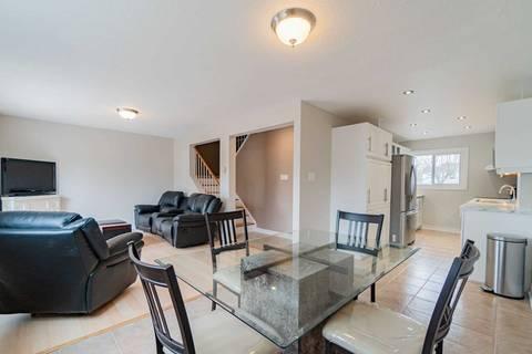 Townhouse for sale at 27 Josephine Ct Brampton Ontario - MLS: W4731422
