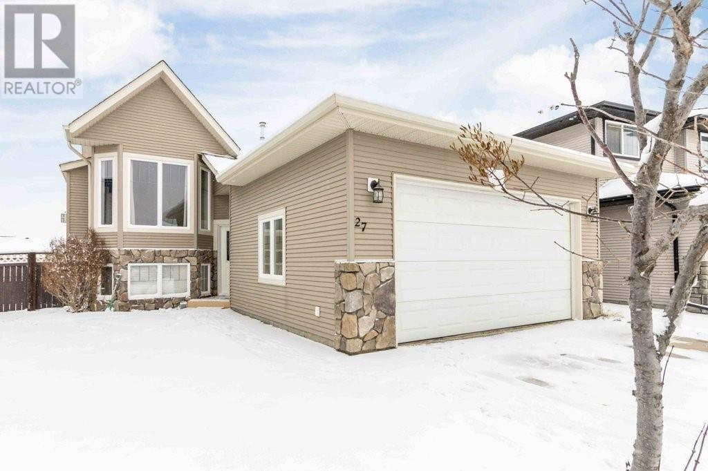 House for sale at 27 Judd Cs Red Deer Alberta - MLS: ca0188742