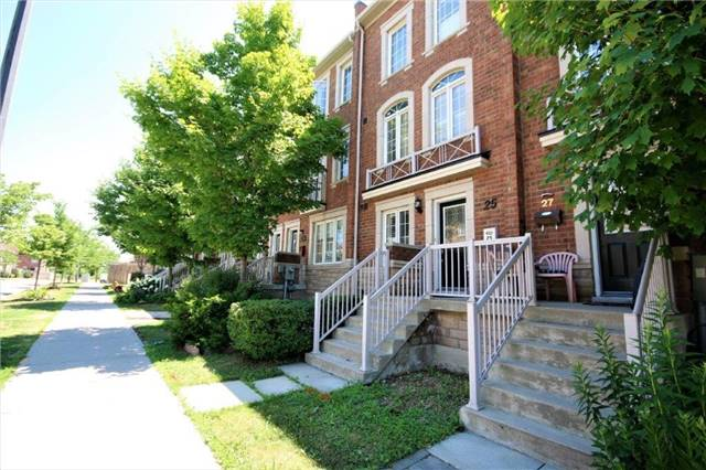 For Sale: 27 Judy Sgro Avenue, Toronto, ON | 3 Bed, 4 Bath Townhouse for $698,990. See 19 photos!