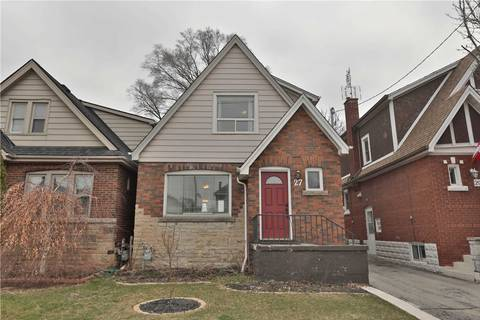 House for sale at 27 Kenilworth Ave Hamilton Ontario - MLS: X4736425