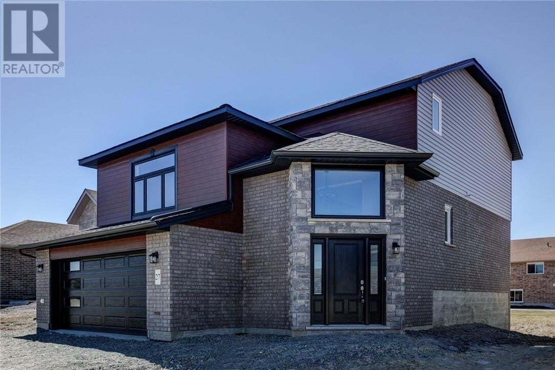 House for sale at 27 Kittling Rdge Sudbury Ontario - MLS: 2084823