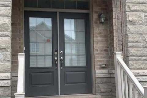 Townhouse for rent at 27 Lackington St Brampton Ontario - MLS: W4931166
