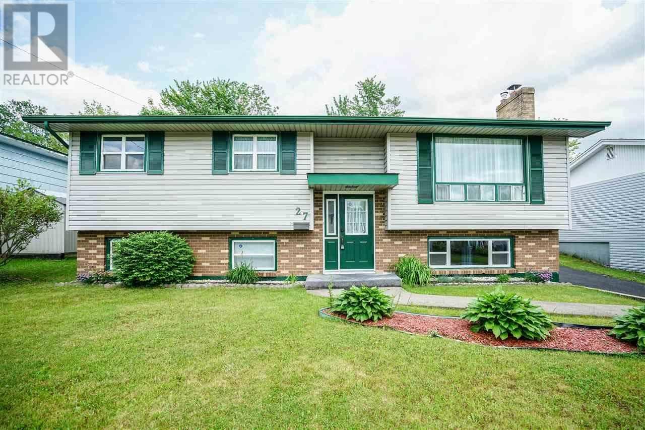 House for sale at 27 Langevin Dr Lower Sackville Nova Scotia - MLS: 201915246
