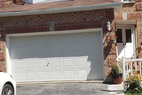 House for sale at 27 Letty Ave Brampton Ontario - MLS: W4569485