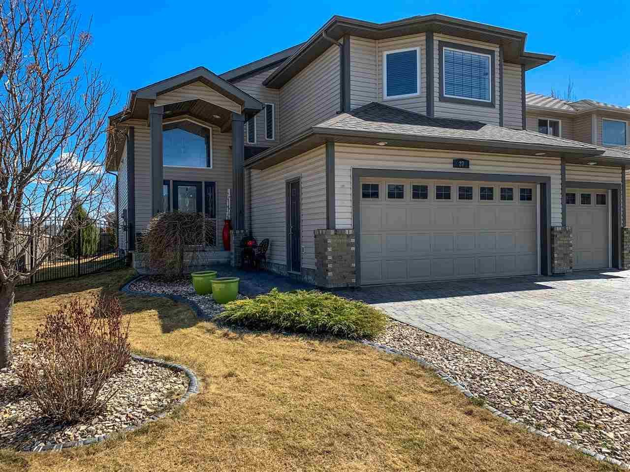 House for sale at 27 Linksview Pl Spruce Grove Alberta - MLS: E4195661