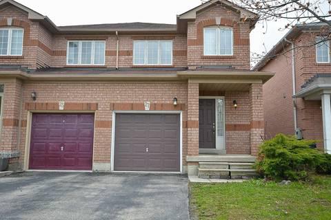 Townhouse for sale at 27 Lonestar Cres Brampton Ontario - MLS: W4450697