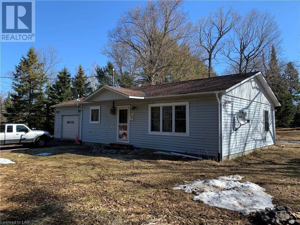 House for sale at 27 Lorimer Lake Rd Mcdougall Ontario - MLS: 253860