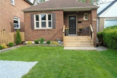 House for sale at 27 Lynn Rd Toronto Ontario - MLS: E4490717
