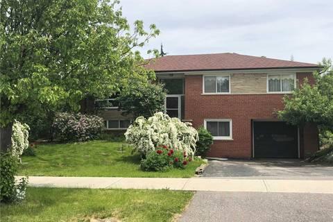 House for sale at 27 Manadon Dr Toronto Ontario - MLS: C4493840