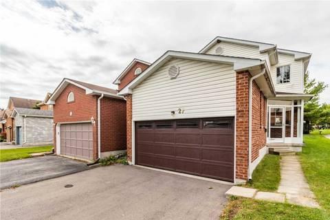 House for sale at 27 Mann St Clarington Ontario - MLS: E4580252