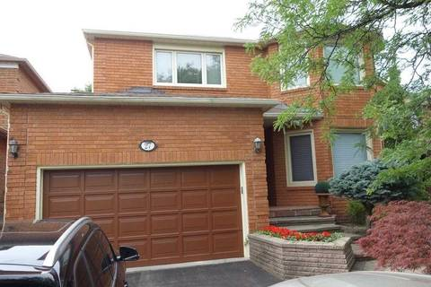 House for sale at 27 Maxwell Ct Vaughan Ontario - MLS: N4488105