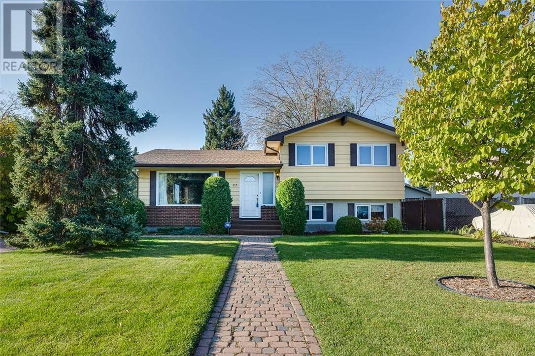 House for sale at 27 Mcbride Cres Red Deer Alberta - MLS: ca0180638
