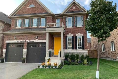 House for sale at 27 Mcechearn Cres Caledon Ontario - MLS: W4924617