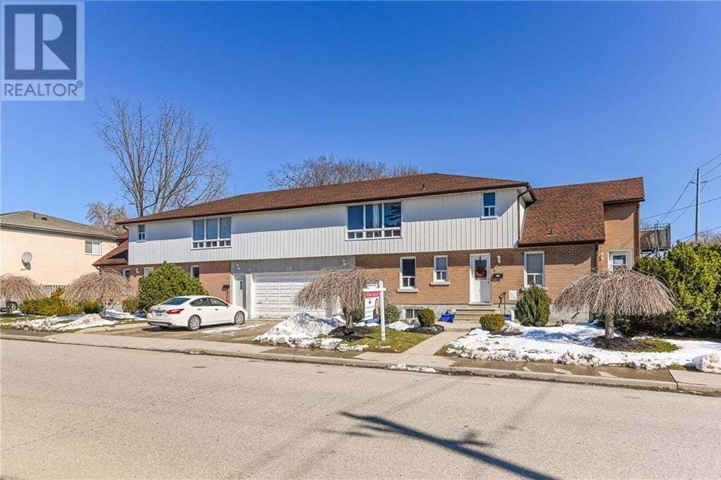 Townhouse for sale at 27 Mckay St Cambridge Ontario - MLS: 30807356