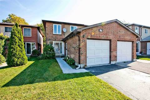 Townhouse for rent at 27 Middleton Ct Markham Ontario - MLS: N4685852