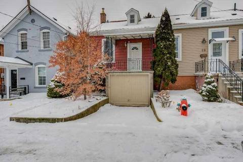 Townhouse for sale at 27 Mill St Hamilton Ontario - MLS: X4690615