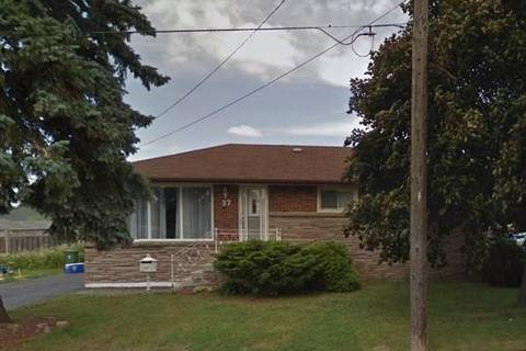 House for rent at 27 Mitchell Ave Hamilton Ontario - MLS: H4053650