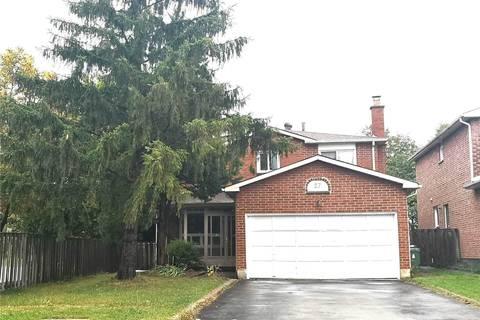 House for rent at 27 Montague Pl Toronto Ontario - MLS: E4609152