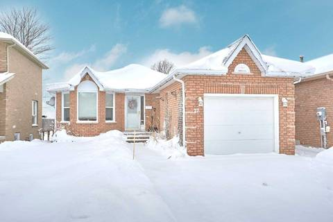 House for sale at 27 Morton Cres Barrie Ontario - MLS: S4643361