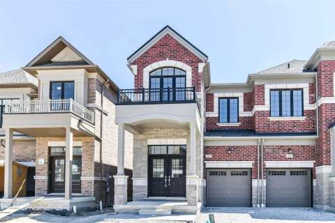 Townhouse for sale at 27 Mulgrave St Whitby Ontario - MLS: E4816162