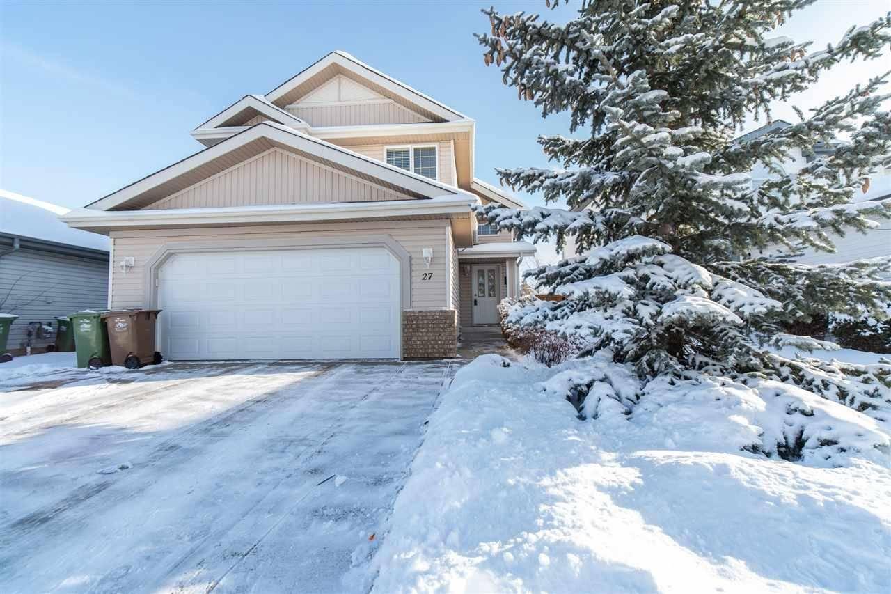 House for sale at 27 Norfolk Cs St. Albert Alberta - MLS: E4179747