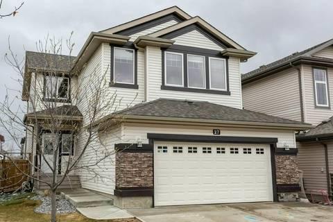 House for sale at 27 Norwood Cs St. Albert Alberta - MLS: E4155325