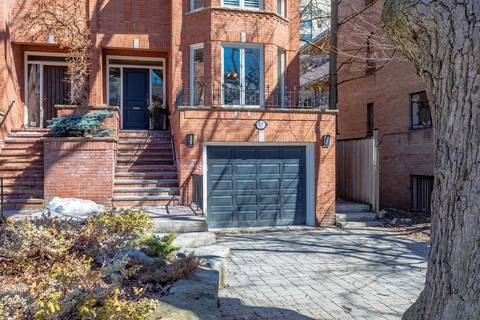 Townhouse for sale at 27 Oriole Rd Toronto Ontario - MLS: C4461289