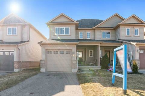 Townhouse for sale at 27 Palomino Pl Whitby Ontario - MLS: E4730274