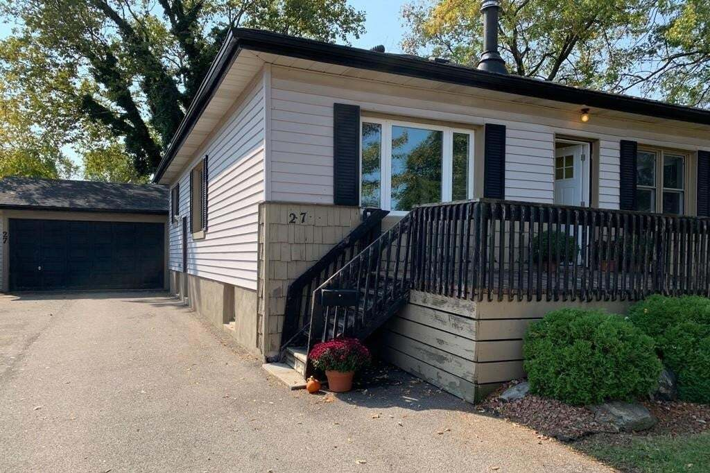 House for sale at 27 Parker St St. Catharines Ontario - MLS: 40032706