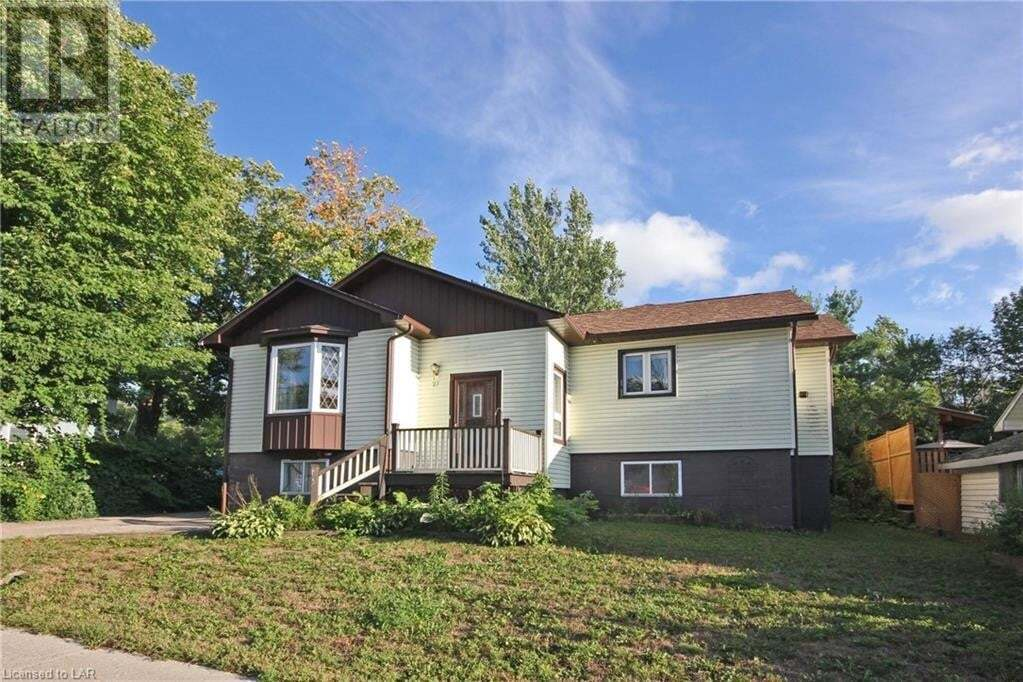 House for sale at 27 Parry Sound Rd Parry Sound Ontario - MLS: 40005663